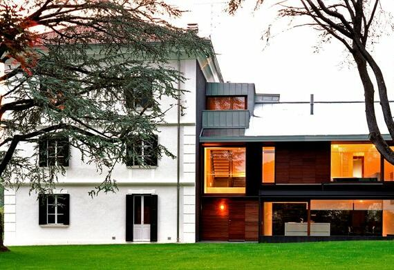 Importante villa storica dall'elevato design