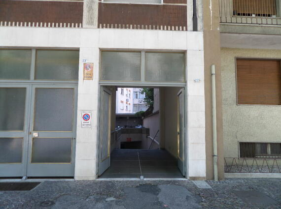 garage doppio - via percoto