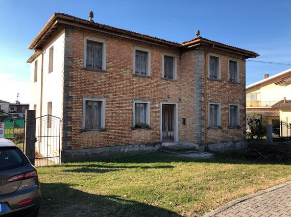 Casa d'epoca da ristrutturare a Ramuscello