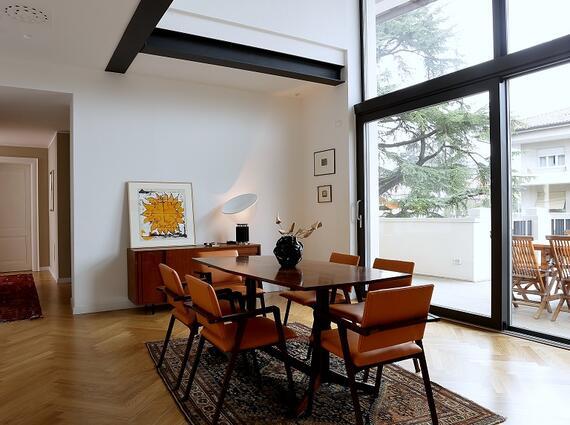 Esclusiva villa liberty+dependance