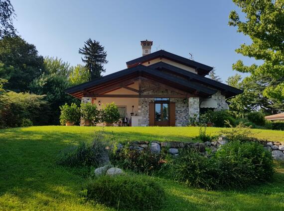 Nuova villa a Pagnacco