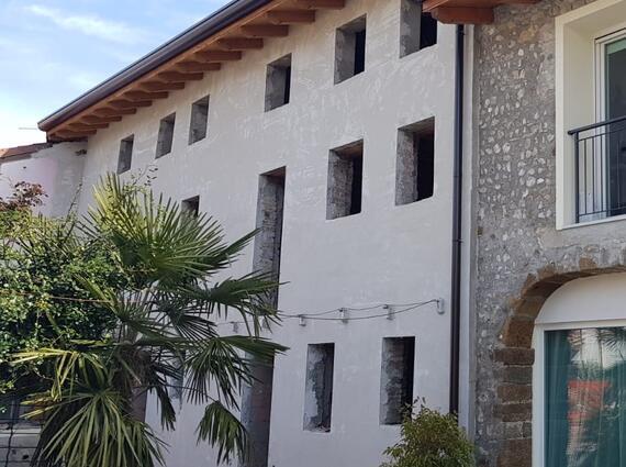 Casa in linea a Beivars