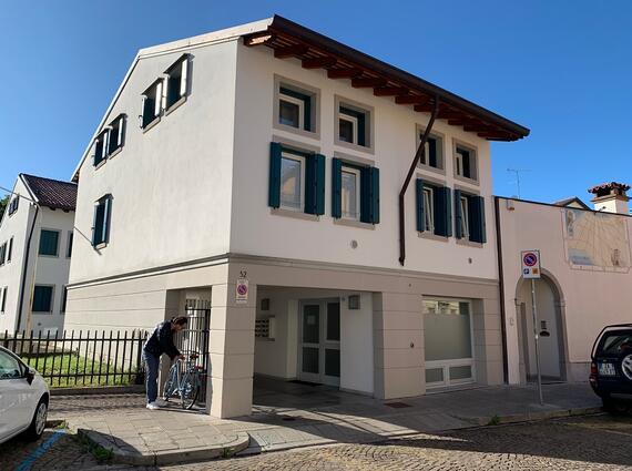 Appartamento bilivello in borgo Villalta